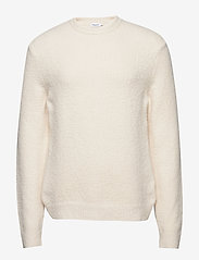 Filippa K - M. Matthew Sweater - basic strik - off-white - 0