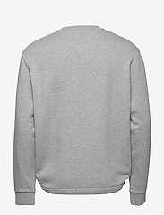 Filippa K - M. Felix Sweater - basic sweatshirts - grey melan - 1
