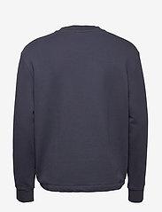 Filippa K - M. Felix Sweater - basic sweatshirts - ink blue - 1
