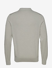 Filippa K - M. Lars Sweater - basic strik - green fog - 1