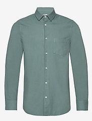Filippa K - M. Tim Oxford Shirt - basic overhemden - mint powde - 0