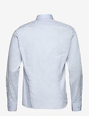 Filippa K - M. Paul Stretch Shirt - oxford overhemden - light blue - 1