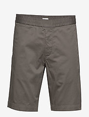Filippa K - M. Terry Short - tailored shorts - green grey - 0