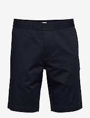Filippa K - M. Terry Short - tailored shorts - navy - 0