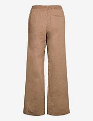 Filippa K - Gillian Trouser - bukser med brede ben - muddy brow - 1