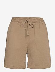 Filippa K - Jessa Short - shorts casual - muddy brow - 0