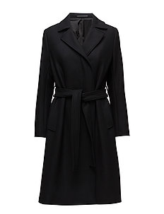 Victoire Coat - BLACK