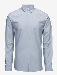 M. Paul Oxford Shirt - formele overhemden - light blue