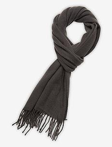 M. Cashmere Scarf - scarves - dark taupe