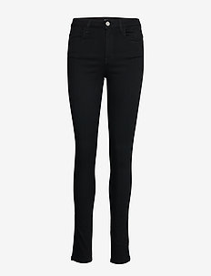 Lola Super Stretch Jeans - skinny jeans - black