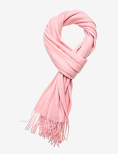 Cashmere Blend Scarf - sjaals - taffy pink