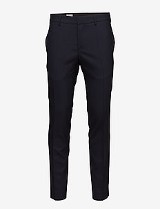 M. Liam Wool Trouser - suit trousers - hope