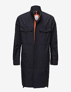 M. MFK Proof Coat - tynnere frakker - navy