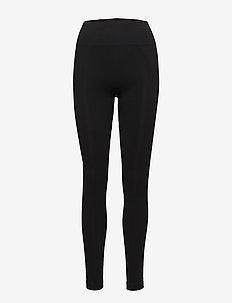 High Seamless Legging - BLACK