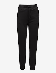 Jersey Track Pant - BLACK