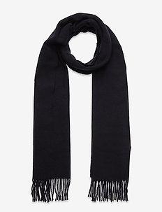 Wool Scarf - nyheder - black