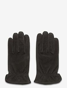 M. Nubuck Glove - handschoenen - black