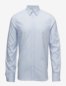 M. Pierre Light Oxford Shirt - business shirts - skyway