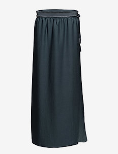 Floaty Maxi Skirt - PIGEON