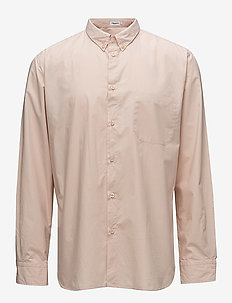 M. Peter Washed Poplin Shirt - formele overhemden - dusty pink