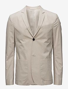 M. Daniel Pop Jacket - single breasted blazers - light beig