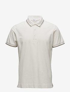 M. Pique Polo Shirt - SALT