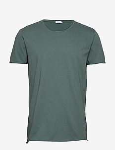 M. Roll Neck Tee - MINT POWDE