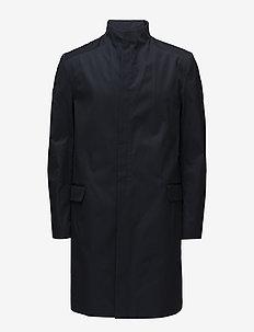M. Zac Coat - tynnere frakker - navy