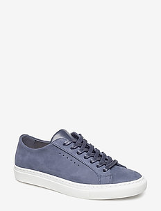 Kate Seasonal Sneaker - lave sneakers - navy nubuc