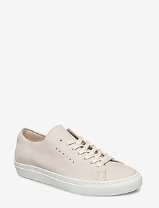 Kate Raw Sneaker - lave sneakers - bone nubuc