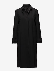 Sadie Duster Coat - manteaux legères - black