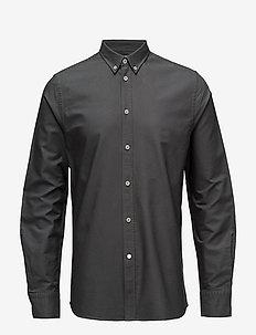 M. Pierre Oxford Shirt - chemises décontractées - stone gree