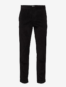 M. Evan Corduroy Pants - casual - navy