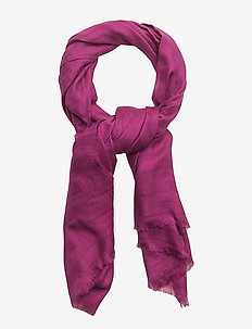 Soft Wrap scarf - sjaals - orchid