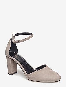 Lauren Sandal - classic pumps - dk stone s