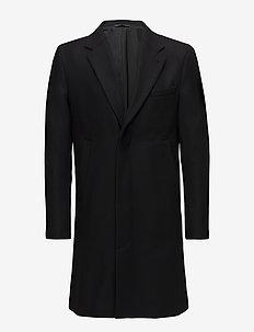 M. Ross Coat - BLACK