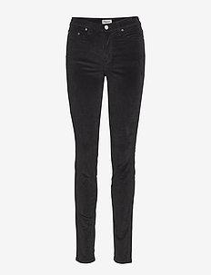 Vicky Velvet - slim jeans - black