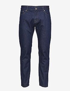 M. Byron Blue Wash Selvage - regular jeans - blue selve