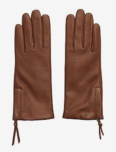 Zip Gloves - gants - olive brow