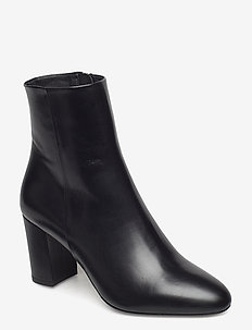 Miranda High Bootie - BLACK