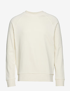 M. Tuxedo Sweatshirt - OFF-WHITE