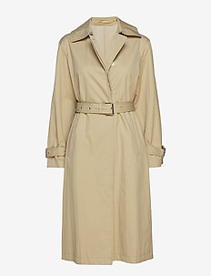 Tamara Coat - trenchcoats - safari bei