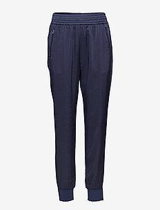 Freja Trousers - MOODY BLUE