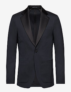 M. Dean Tuxedo Jacket - smokit - dk. navy