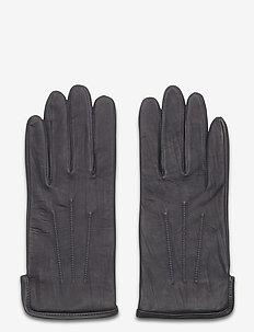 M. Unlined Leather Gloves - handschoenen - dark navy