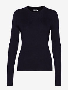 Billy Sweater - neulepuserot - navy