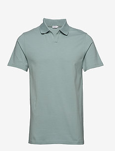 M. Lycra Polo T-Shirt - polos à manches courtes - mint powde