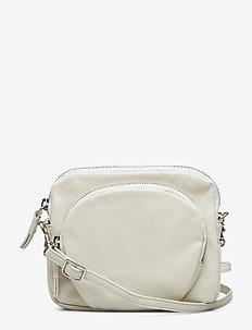 Mini Leather Bag - IVORY