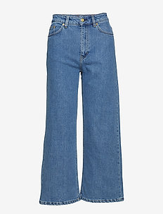 Laurie Washed Jean - MID BLUE