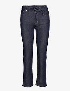 Stella Raw Jean - straight jeans - dark blue